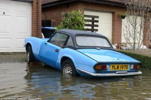 Spitfire flood
